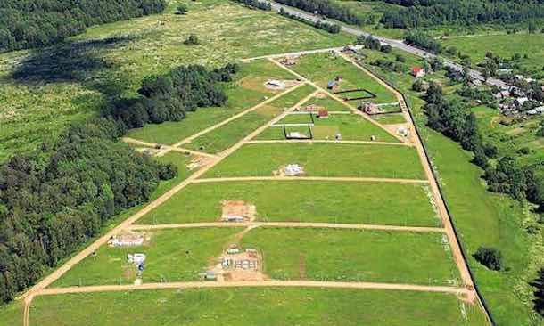 Мошенничество при продаже земли