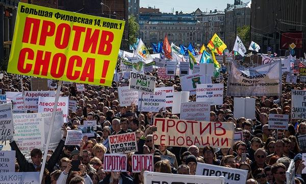 В СВАО подобраны стартовые площадки для переселения более 30 тысяч человек — Комплекс градостроительной политики и строительства города Москвы